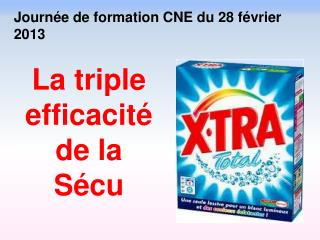 Journ e de formation CNE du 28 f vrier 2013
