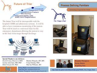 Process Defining Furniture