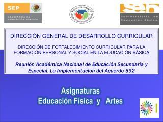 Direcci n General de Desarrollo Curricular   Direcci n de Fortalecimiento Curricular para la Formaci n Personal y Social