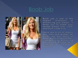 Boob Job Prices