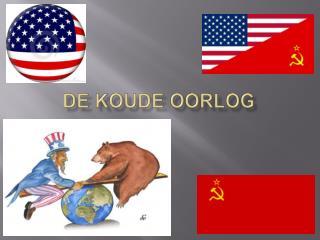De Koude Oorlog