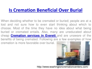 Puyallup cremation