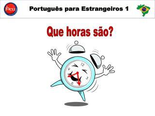 Portugu s para estrangeiros 1