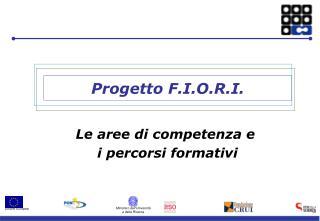 Progetto F.I.O.R.I.