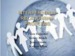 Interpersonal Relationship Problems