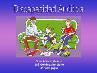 Sara  lvarez Garc a Su  Guti rrez Berciano 4  Pedagog a