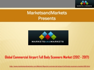 Market Research Report On Global Commercial Airport Full Bod