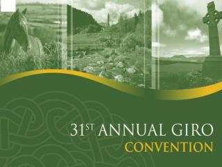 General insurance actuaries: a reserved role  31st Annual GIRO Convention