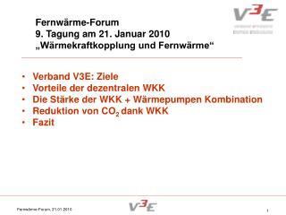 Fernw rme-Forum, 21.01.2010