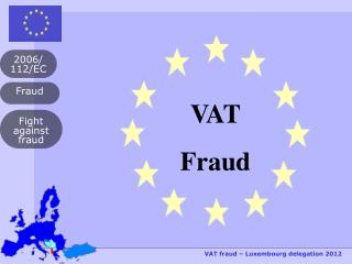 VAT Fraud