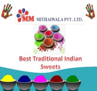 Holi Special Sweet in Mumbai