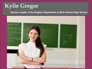 Kylie Gregor