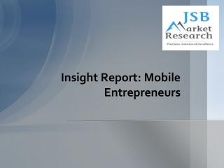 Mobile Entrepreneurs