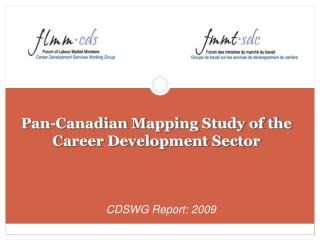 Pan-Canadian Mapping Study of the Career Development Sector
