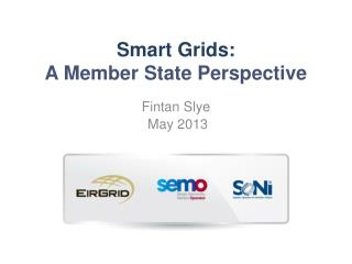 Smart Grids: A Member State Perspective