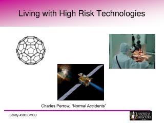 Living with High Risk Technologies