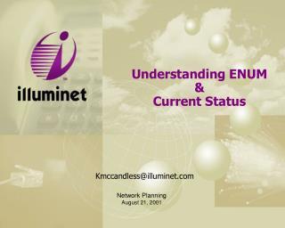 Understanding ENUM  Current Status