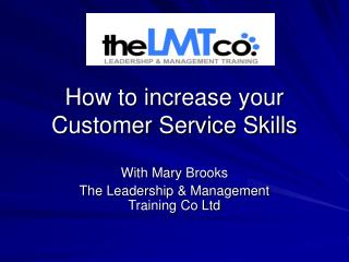 How to increase your Customer Service Skills