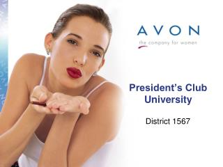 President s Club University