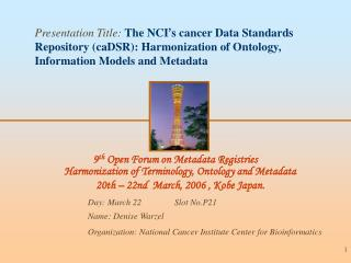Who is NCI Center for Bioinformatics Part of US Government National Institutes of Health NIH The Center for Bioinformati