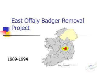 East Offaly Badger Removal Project