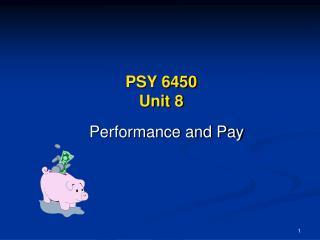 PSY 6450 Unit 8