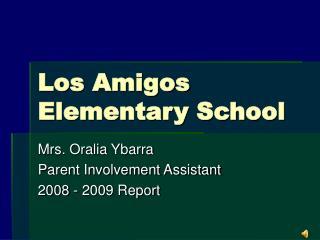Los Amigos Elementary School
