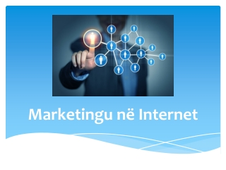 Marketingu ne Internet