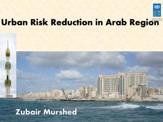 Urban Risk Reduction in Arab Region