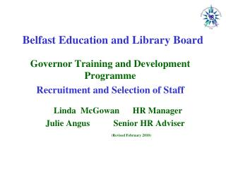 Belfast Education and Library Board