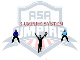 3 umpire system