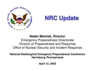 NRC Update