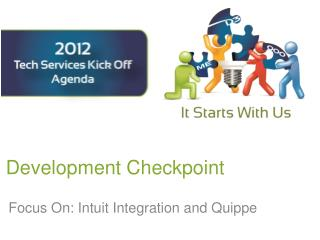 Development Checkpoint