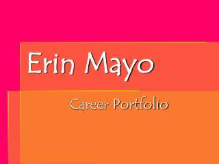Erin Mayo