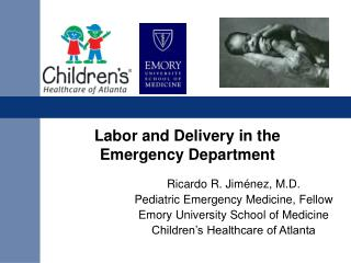 Labor and Delivery in the Emergency Department