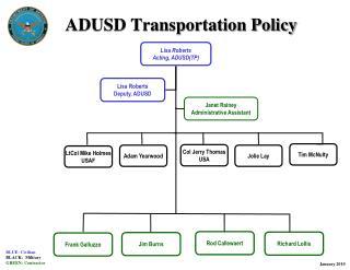 ADUSD Transportation Policy
