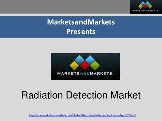 Radiation Detection Market