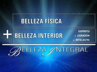 BELLEZA INTEGRAL