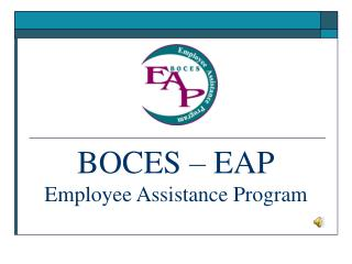 BOCES   EAP Employee Assistance Program