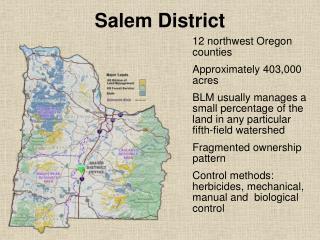 Salem District