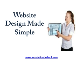 Website Design Made Simple