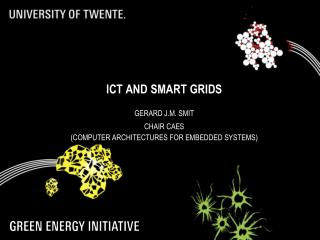 ICT and Smart Grids