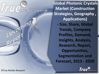 Global Photonic Crystals Market