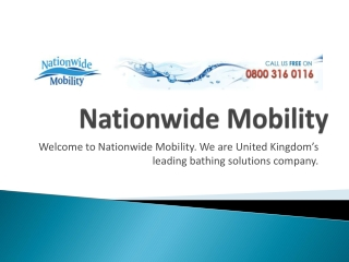 UK's leading bathing solution company