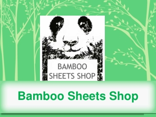 Bamboo Pillowcases From Bamboo Sheets Shop