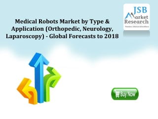 Medical Robots Market - Global Forecasts to 2018