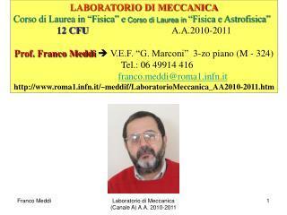 Franco Meddi