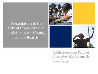 Public Education Fund of Charlottesville-Albemarle