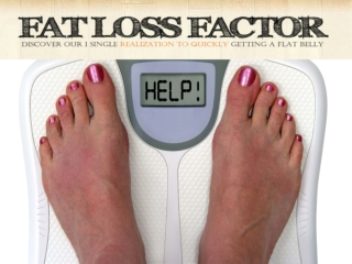 Introducing the Fat Loss Factor of Dr. Charles Livingston