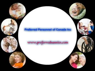 Best Canadian nanny services